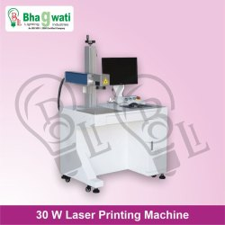 30W Laser Printing Machine