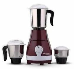 Stainless Steel Mixer Grinder, For Wet & Dry Grinding, 550 W
