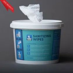 Alcohol Disinfective Wipes
