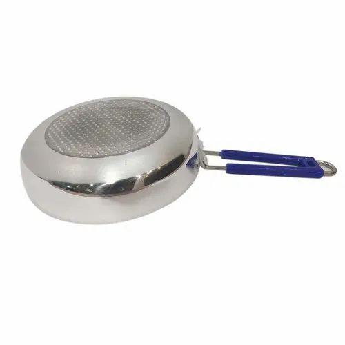 Aluminium Induction Frypan