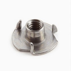 Stainless Steel Drilling Tee Nut, Box, Size: 1 Inch