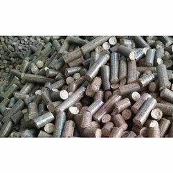 Soild White Bio Coal Briquettes