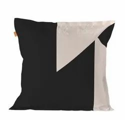 Black And White Fibulas Combination Printed Cushion Cover