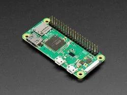Raspberry Pi Zero W with Headers Soldered