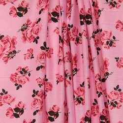 Muslin Printed Fabric