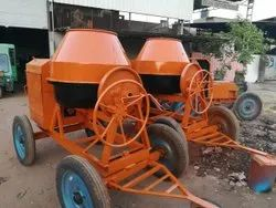 Full Bag Concrete Mixer Without Hopper Electric