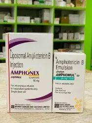 Amphonex 50mg Inj