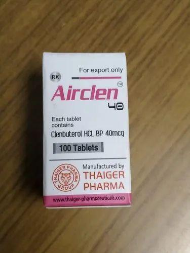 Airclen 40 Mg