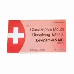 Clonazepam Mouth Dissolving Tablets