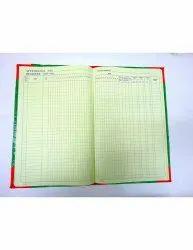 Office Attendance register