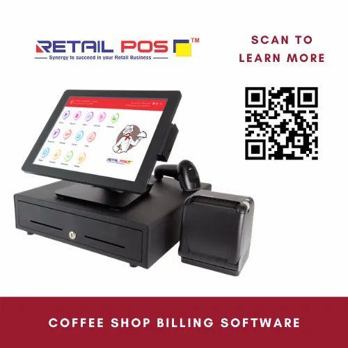Cafe Shop Billing Software