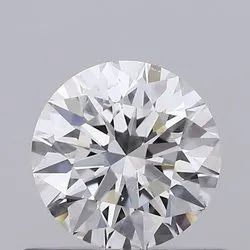 0.50ct Round F SI1 GIA Certified Natural Diamond