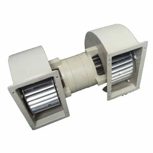Conventional Single Inlet Double Blower