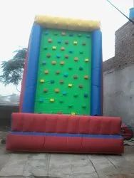 Inflatable Climbing Wall Bouncy