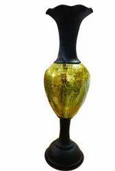 Polished Decorative Ceramic Flower Vase