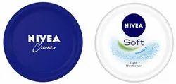 Nivea Creme All Season Multi Purpose Cream 200ml And Nivea Soft Light Moisturising Cream 300ml