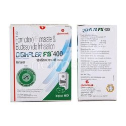 Fomoterol Fumarate Budesonide Inhalation