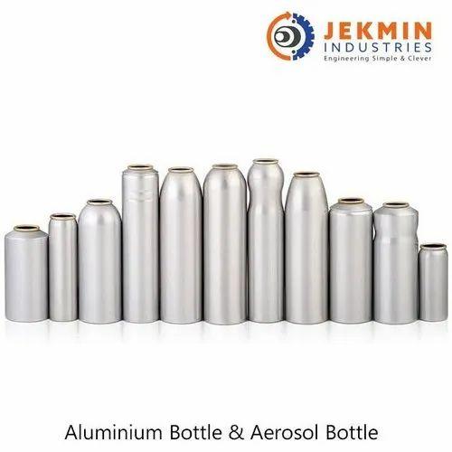 Aluminum Aerosol Bottle