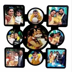 VHPC-34 Sublimation Hardboard Photo Collage Frame