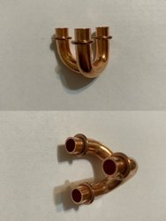 Copper fitting Tripod