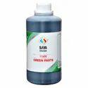 Green 7 Pigment Paste For Textile