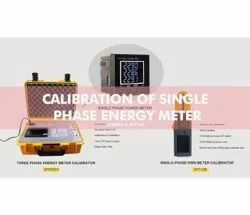 Calibration Of Single Phase Energy Meters