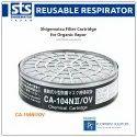 Shigematsu CA-104NII/OV ( Organic Vapor ) Chemical Cartridge