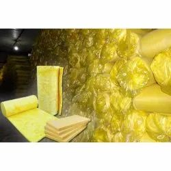 Fibre Glass Wool Roll