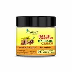 KAZIMA Haldi Chandan Massage Cream