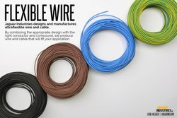 Jaguar Copper Flexible Wire, 4 Core