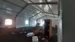 German Hanger Tent