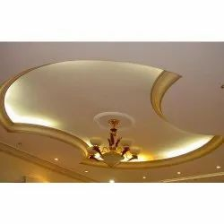 Gypsum False Ceiling Contractors