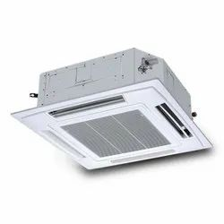 4 Star Ceiling Mounted Cassette Air Conditioner, Cooling Capacity: 7.1 Kw