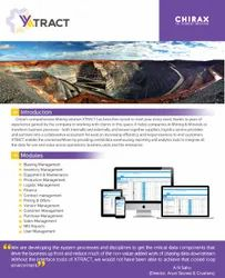 Extract Mine Data Management Service