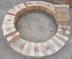 End Arch Fire Bricks