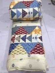 Printed Double Bed Quilt Comforter