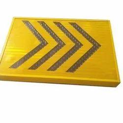 LED Solar Chevron Sign Board