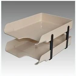 Omega Plastic Office Trays