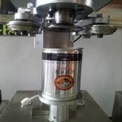 Single Phase Aluminium Tin Can Sealing Machine