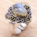 Handmade 925 Real Sterling Solid Silver Jewelry Ring SJWR-92