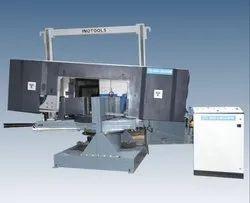 ITL-640-LMGSWM Double Column LMG Based Swiveling Band Saw Machine