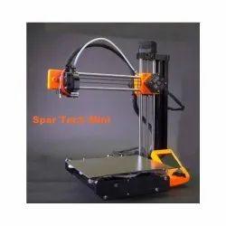 Spartech Mini Foot 3D Printer, Max. Print Width: 2 inches, Resolution: 203 DPI (8 dots/mm)