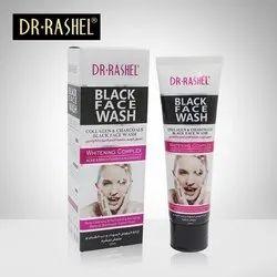 DR-RASHEL BLACK FACE WASH