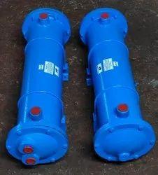 EnTrade Mild Steel Oil Cooler, For Industrial