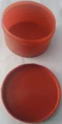 Round Plastic Moulding Containers