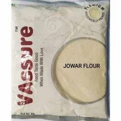 VAssure Jowar Flour, 500 Gm, Packaging Type: Packet