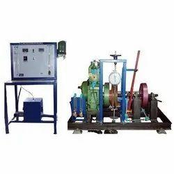 MPFI Multi Cylinder Four Stroke Petrol Engine Test Rig