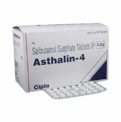 Salbutamol Sulphate Tablets IP