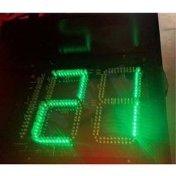 LED Traffic Signal Countdown Timer