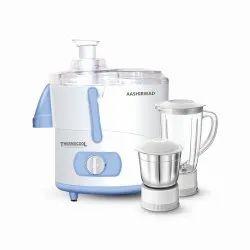 Thermocool Aashirwad Juicer Mixer Grinder, For Kitchen, Capacity: 2 Jars